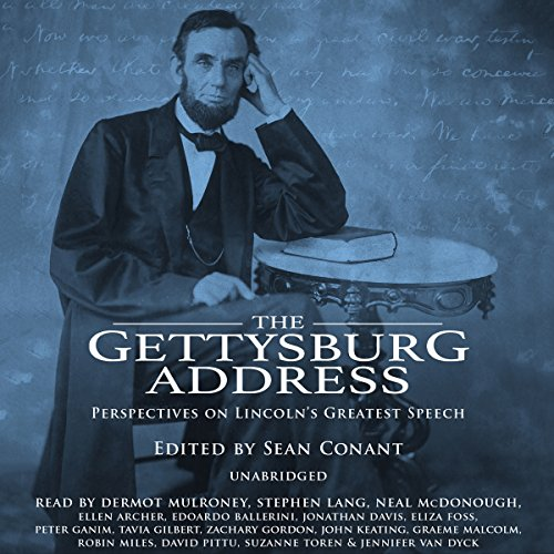 The Gettysburg Address cover art