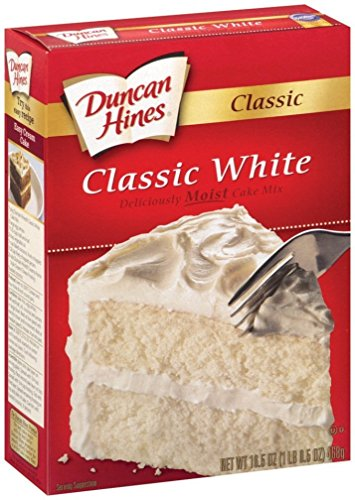 Duncan Hines Classic White Cake Mix