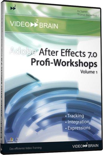Adobe After Effects 7.0 - Profi-Workshops 1 [import allemand]
