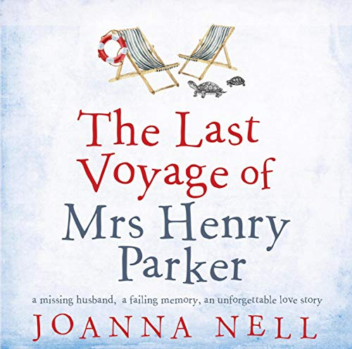 The Last Voyage of Mrs Henry Parker  By  cover art