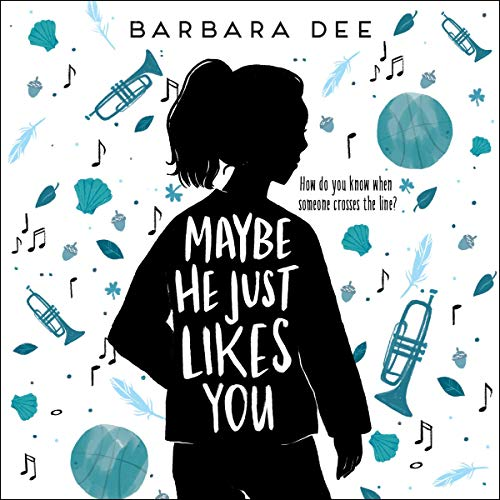 Maybe He Just Likes You cover art