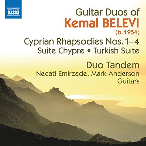 Belevi, K.: Guitar Duos - Cyprian Rhapsodies Nos. 1-4/ Suite Chypre/ Turkish Suite
