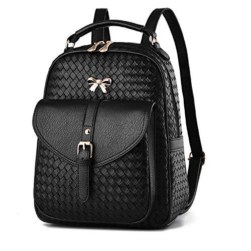 Jywmsc Frauen Stilvoller Rucksack Diebstahlsicherung Wasserdicht Tagesrucksack Schulrucksack Teen Taschen