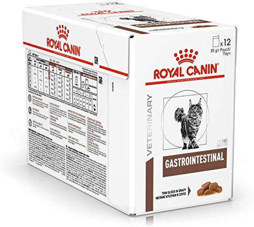 Royal Canin Cat Gastro Intestinal 4x12x100 g pouch
