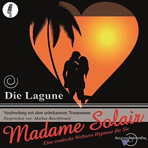 Die Lagune. Verabredung mit dem unbekannten Traummann audiobook cover art