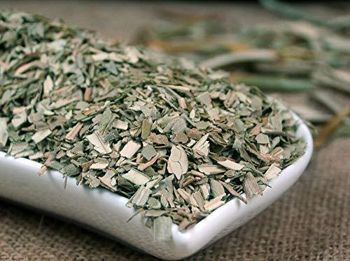 Krauterino24 - Olivenblätter geschnitten, Menge:100g