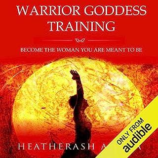 Page de couverture de Warrior Goddess Training