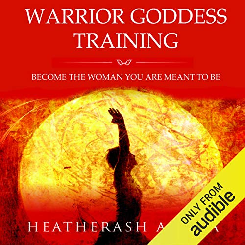 Couverture de Warrior Goddess Training