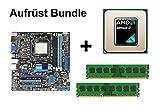 Aufrüst Bundle - ASUS M4A785T-M + AMD Athlon II X4 610e + 4GB RAM #123272