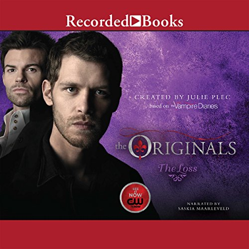 The Originals audiobook cover art