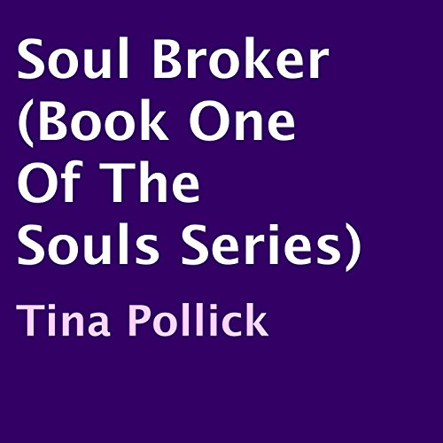 Soul Broker audiobook cover art