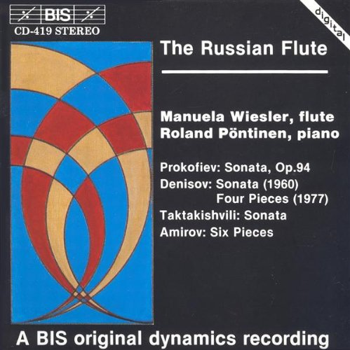 6 Pieces for Flute and Piano: V. U Rodnika (At the Spring)
