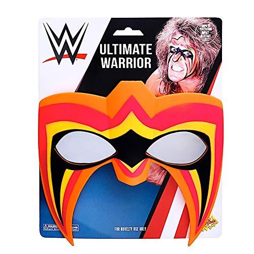 WWE Ultimate Warrior Sun-Stache Multi