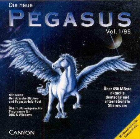 Preisvergleich Produktbild Die neue Pegasus - Vol. 1 / 95