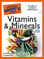 Buy online The Complete Idiot's Guide to Vitamins and Minerals, 3rd Edition