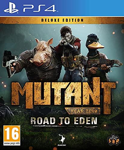 Mutant Year Zero Road to Eden Deluxe edition PS4 [Importación francesa]