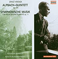 Krenek:Symphonic Music