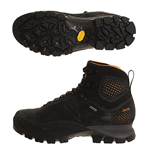 Moon Boot Tecnica Herren Trekkingschuhe Forge GTX MS schwarz/orange (704) 11,5