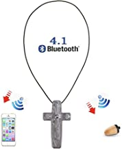Necklace Wireless Bluetooh Spy Earpiece Kit(with 218 Earpiece and Inductive Loop)
