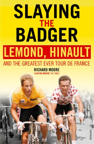 Slaying the Badger: LeMond, Hinault and the Greatest Ever Tour de France (English Edition) ⭐