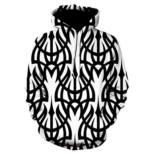 x8jdieu3 Digitaldruck Milch Tasse grenzüberschreitende Wilde 3D-Pullover Männer und Frauen Baseballuniform