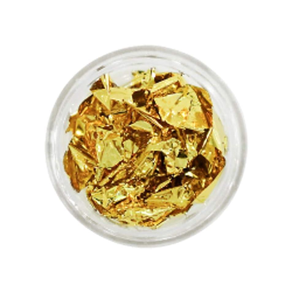 結核裸減少Bonnail(ボンネイル) 箔セレクション プラチナゴールド
