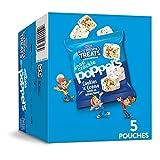 Kellogg's Rice Krispies Treats Snap, Crackle, Poppers, Crispy Marshmallow Squares, Cookies n' Crème, 5oz Carton (5 Count)