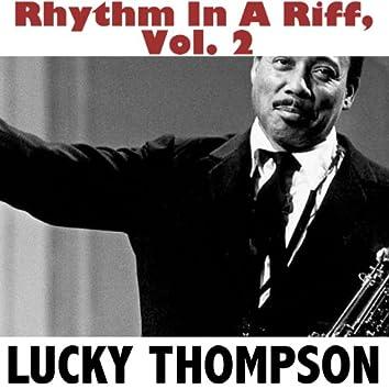 Rhythm in a Riff, Vol. 2