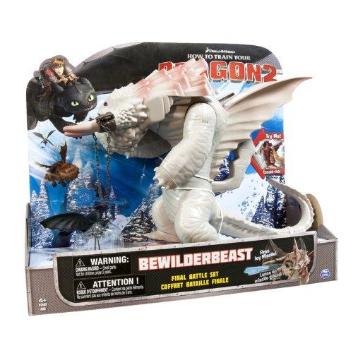 Dragons - 0399043 - Figurine Cinéma - Dragons Bewilderbeast - 23 Cm