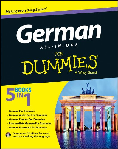 Compare Textbook Prices for German All-in-One For Dummies, with CD 1 Edition ISBN 9781118491409 by Foster, Wendy,Christensen, Paulina,Fox, Anne