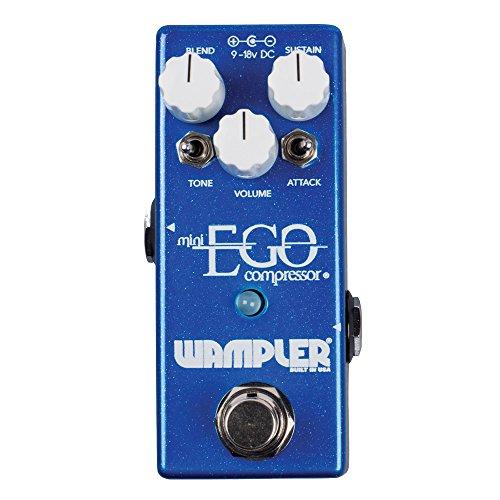 Wampler Pedals Mini Ego Compressor Effects Pedal