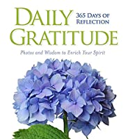 Daily Gratitude: 365 Days of Reflection (National Geographic 365 Days)