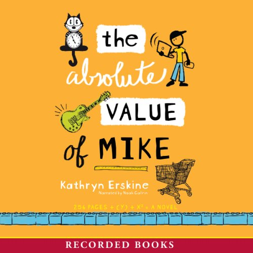 The Absolute Value of Mike audiobook cover art