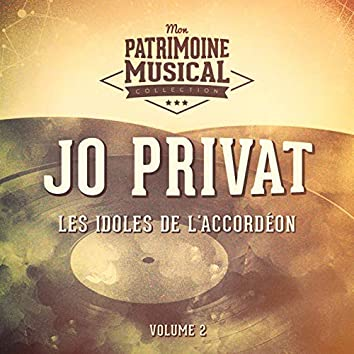 Les idoles de l'accordéon : jo privat, vol. 2