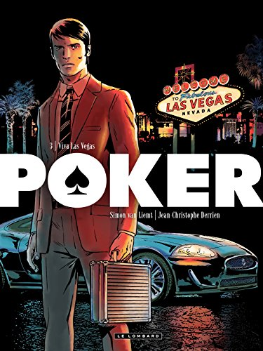 Poker - tome 3 - Viva Las Vegas (French Edition)