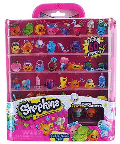 Shopkins - Scatola per Personaggi Collezione, incl. 2 Personaggi