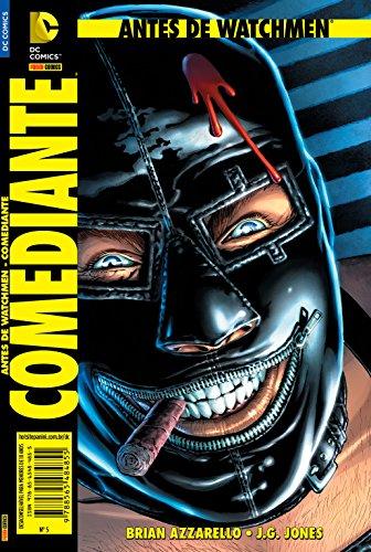 Antes de Watchmen: Comediante: 5