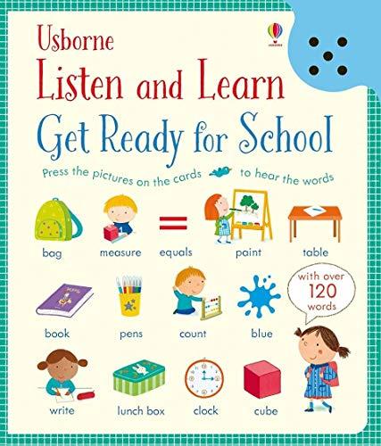 Get Ready for School (Listen & Learn)