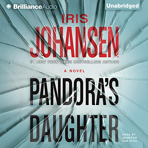 Pandora's Daughter audiobook cover art