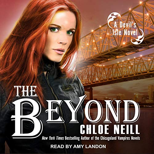 The Beyond  By  cover art