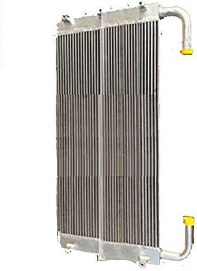 Inventory cleanup selling sale New Hydraulic Oil Cooler ASS'Y Hitachi 4650353 for Excavator ZX2 Max 65% OFF