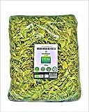 Hojas de Stevia Natural 100% Pura Ecologica y Organica Seleccionada de Calidad Premium 500 Gr.