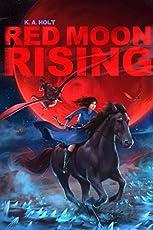 Image of Red Moon Rising Paperback. Brand catalog list of Margaret K McElderry Book.