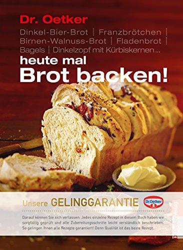 Heute mal Brot backen!