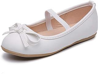 Classic Slip on Flats Ballerina Princess School Sandal Shoes