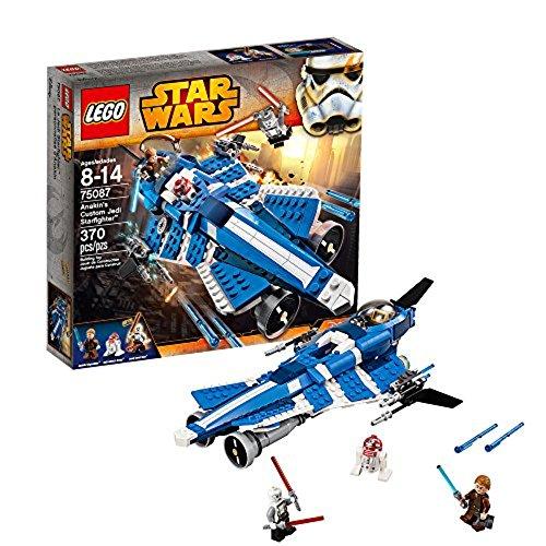 LEGO Star Wars 75087 - Anakin's Custom Jedi Starfighter