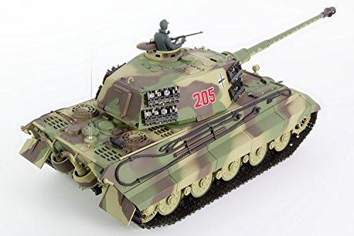XciteRC 35529000 Panzer Königstiger-RTR Professional
