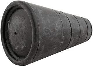 388180R2 - Rubber Gear Shift Knob Made to Fit Case/IH Farmall 544 656 664 666 686 826 966 1026 1066 Hydro 70 186