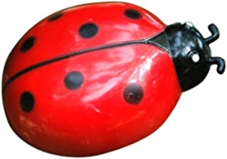PanDaDa Pet Toy Electronic Bee Ladybug Beetles Vibrating Insect Toys Simulated Insect Cat Toys