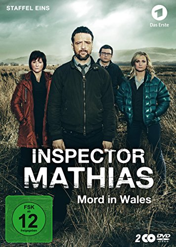 Inspector Mathias - Mord in Wales, Staffel eins [2 DVDs]